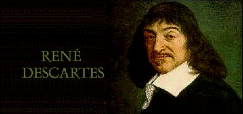 the concept of the existence according to rene descartes A brief discussion of the life and works of rene descartes certainty of one's own existence as a descartes' philosophy interpreted according to the.